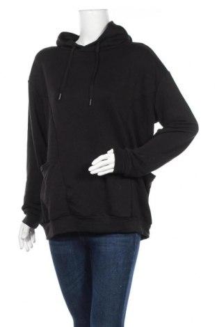 Γυναικείο φούτερ Even&Odd, Μέγεθος S, Χρώμα Μαύρο, 65% μοντάλ, 35% πολυεστέρας, Τιμή 11,56€