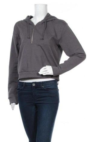 Дамски суичър Even&Odd, Размер L, Цвят Сив, 80% памук, 20% полиестер, Цена 23,79лв.