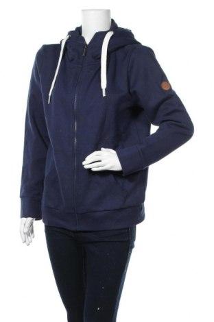 Γυναικείο φούτερ Kangaroos, Μέγεθος L, Χρώμα Μπλέ, 80% βαμβάκι, 20% πολυεστέρας, Τιμή 20,63€