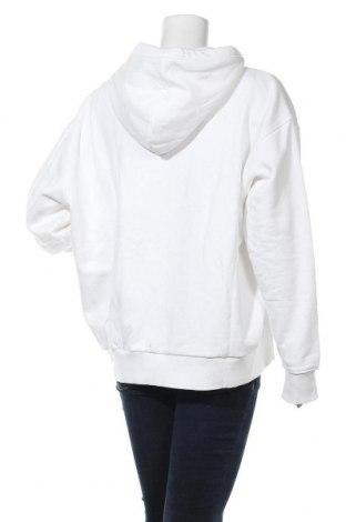 Γυναικείο φούτερ Weekday, Μέγεθος M, Χρώμα Λευκό, 80% βαμβάκι, 20% πολυεστέρας, Τιμή 12,06€