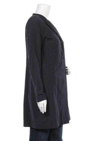 Дамско палто Taifun By Gerry Weber, Размер M, Цвят Син, 52% полиестер, 48% памук, Цена 43,47лв.