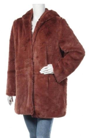 Дамско палто Urban Classics, Размер M, Цвят Кафяв, Полиестер, Цена 89,25лв.