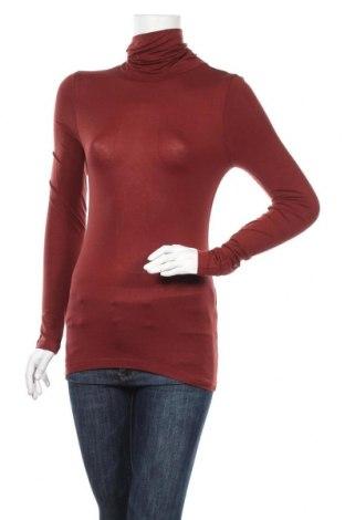 Γυναικείο ζιβάγκο Aware by Vero Moda, Μέγεθος XS, Χρώμα Κόκκινο, 95% lyocell, 5% ελαστάνη, Τιμή 10,10€