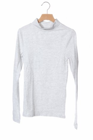 Дамско полo New Look, Размер XS, Цвят Сив, 93% памук, 5% еластан, 2% вискоза, Цена 19,80лв.