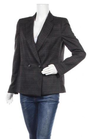 Дамско сако Angela Davis, Размер XL, Цвят Сив, 65% полиестер, 32% вискоза, 3% еластан, Цена 33,97лв.