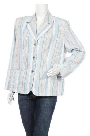 Γυναικείο σακάκι Malva, Μέγεθος XL, Χρώμα Πολύχρωμο, 85% πολυεστέρας, 15% βαμβάκι, Τιμή 6,37€