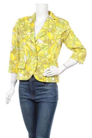 Дамско сако Marc Aurel, Размер M, Цвят Жълт, 98% памук, 2% еластан, Цена 37,49лв.