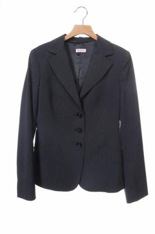 Дамско сако Max&Co., Размер XS, Цвят Сив, 75% полиестер, 22% вискоза, 2% еластан, Цена 26,00лв.