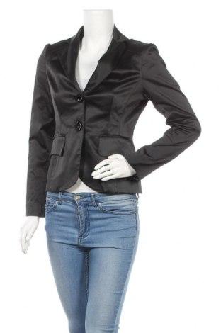 Дамско сако Sandro Ferrone, Размер S, Цвят Черен, Цена 49,68лв.