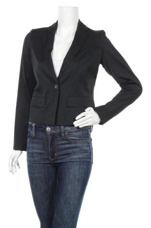 Дамско сако Turnover, Размер S, Цвят Черен, 57% вискоза, 38% памук, 5% еластан, Цена 25,83лв.