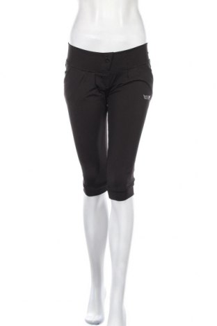 Дамско спортно долнище, Размер M, Цвят Черен, Полиестер, Цена 9,24лв.
