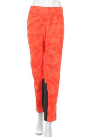 Γυναικείο αθλητικό παντελόνι Adidas, Μέγεθος L, Χρώμα Πορτοκαλί, 90% πολυεστέρας, 10% ελαστάνη, Τιμή 23,12€