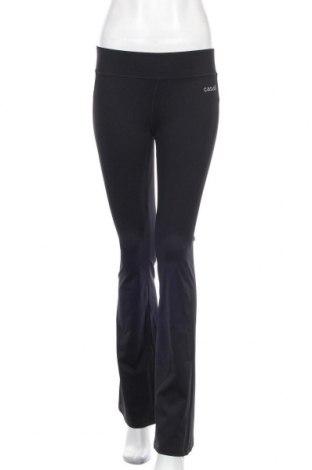 Γυναικείο αθλητικό παντελόνι Casall, Μέγεθος S, Χρώμα Μαύρο, 77% πολυαμίδη, 23% ελαστάνη, Τιμή 17,78€