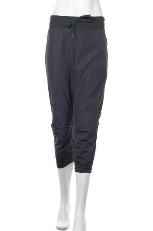 Γυναικείο αθλητικό παντελόνι Crane, Μέγεθος L, Χρώμα Γκρί, Πολυεστέρας, Τιμή 12,15€