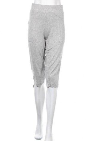 Γυναικείο αθλητικό παντελόνι Crivit, Μέγεθος XL, Χρώμα Γκρί, 95% βισκόζη, 5% ελαστάνη, Τιμή 9,38€