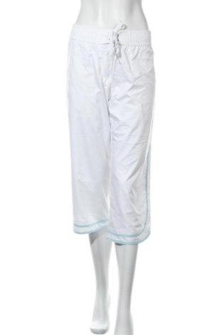 Γυναικείο αθλητικό παντελόνι Esprit, Μέγεθος L, Χρώμα Λευκό, Πολυεστέρας, Τιμή 12,15€