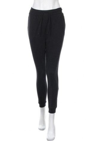 Γυναικείο αθλητικό παντελόνι Even&Odd, Μέγεθος S, Χρώμα Μαύρο, 60% βαμβάκι, 40% πολυεστέρας, Τιμή 11,91€