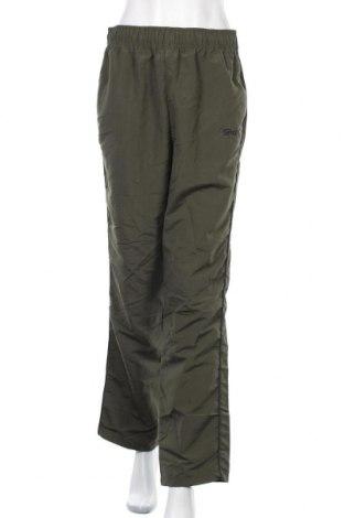Γυναικείο αθλητικό παντελόνι Infinity, Μέγεθος L, Χρώμα Πράσινο, Πολυεστέρας, Τιμή 10,00€