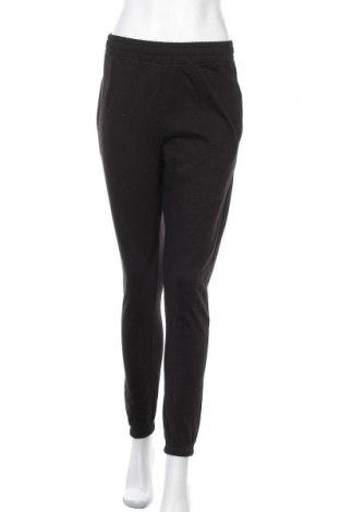 Γυναικείο αθλητικό παντελόνι Missguided, Μέγεθος S, Χρώμα Μαύρο, 60% βαμβάκι, 40% πολυεστέρας, Τιμή 10,38€