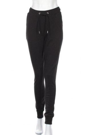 Γυναικείο αθλητικό παντελόνι Nly Trend, Μέγεθος S, Χρώμα Μαύρο, 95% βαμβάκι, 5% ελαστάνη, Τιμή 10,89€