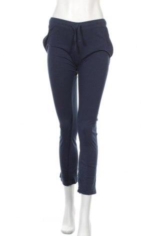 Γυναικείο αθλητικό παντελόνι Pier One, Μέγεθος M, Χρώμα Μπλέ, Βαμβάκι, Τιμή 13,64€