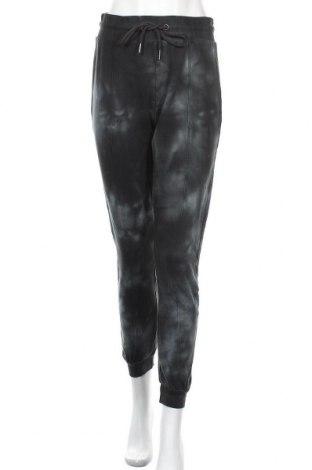 Γυναικείο αθλητικό παντελόνι River Island, Μέγεθος S, Χρώμα Μαύρο, 95% βαμβάκι, 5% ελαστάνη, Τιμή 20,10€