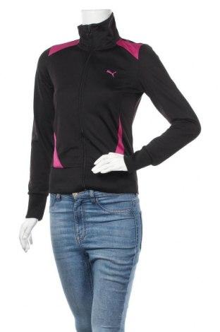 Γυναικεία αθλητική ζακέτα PUMA, Μέγεθος S, Χρώμα Μαύρο, Πολυεστέρας, Τιμή 8,83€
