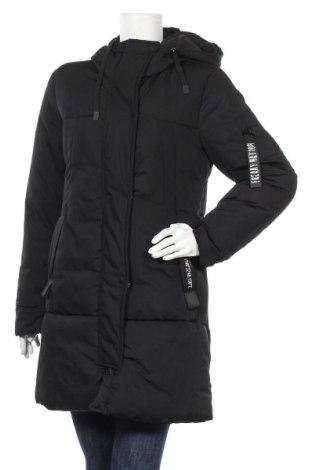 Γυναικείο μπουφάν Freaky Nation, Μέγεθος S, Χρώμα Μαύρο, Πολυαμίδη, Τιμή 62,77€