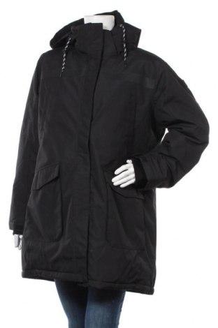 Γυναικείο μπουφάν Icepeak, Μέγεθος XL, Χρώμα Μαύρο, Πολυεστέρας, Τιμή 41,89€