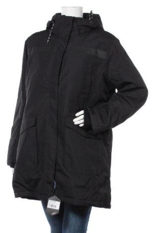 Γυναικείο μπουφάν Icepeak, Μέγεθος XL, Χρώμα Μαύρο, Πολυεστέρας, Τιμή 40,01€
