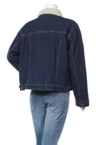 Дамско яке Triangle By s.Oliver, Размер XXL, Цвят Син, 99% памук, 1% еластан, Цена 29,68лв.