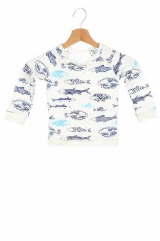 Детска блуза, Размер 2-3y/ 98-104 см, Цвят Бял, 95% памук, 5% еластан, Цена 14,85лв.