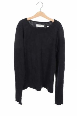Παιδική μπλούζα Abercrombie Kids, Μέγεθος 14-15y/ 168-170 εκ., Χρώμα Μαύρο, 60% βαμβάκι, 40% πολυεστέρας, Τιμή 8,89€