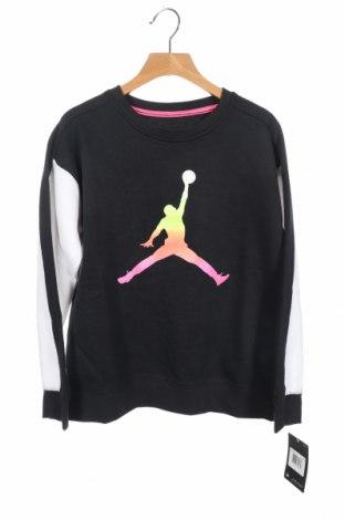 Παιδική μπλούζα Air Jordan Nike, Μέγεθος 11-12y/ 152-158 εκ., Χρώμα Μαύρο, 60% βαμβάκι, 40% πολυεστέρας, Τιμή 15,30€