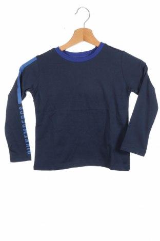 Παιδική μπλούζα Bikkembergs, Μέγεθος 4-5y/ 110-116 εκ., Χρώμα Μπλέ, Βαμβάκι, Τιμή 8,89€