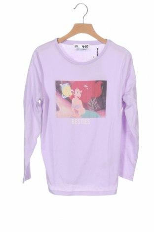Παιδική μπλούζα Cotton On, Μέγεθος 9-10y/ 140-146 εκ., Χρώμα Βιολετί, 98% βαμβάκι, 2% ελαστάνη, Τιμή 9,40€