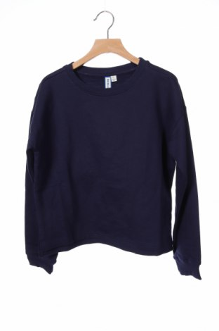 Bluză pentru copii Friboo, Mărime 10-11y/ 146-152 cm, Culoare Albastru, Bumbac, Preț 15,76 Lei