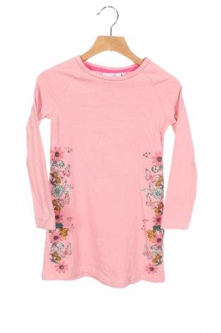 Παιδική μπλούζα Happy Girls By Eisend, Μέγεθος 4-5y/ 110-116 εκ., Χρώμα Ρόζ , 95% βαμβάκι, 5% ελαστάνη, Τιμή 12,37€