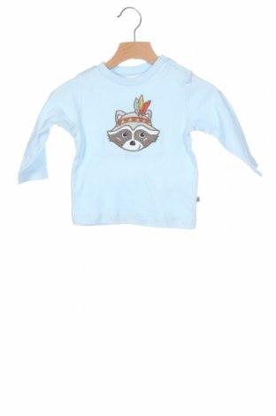 Παιδική μπλούζα Jacky, Μέγεθος 9-12m/ 74-80 εκ., Χρώμα Μπλέ, Βαμβάκι, Τιμή 8,64€