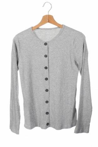 Παιδική μπλούζα Name It, Μέγεθος 12-13y/ 158-164 εκ., Χρώμα Γκρί, 60% βαμβάκι, 40% πολυεστέρας, Τιμή 6,14€