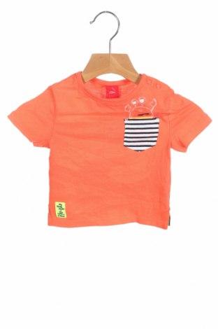 Детска блуза S.Oliver, Размер 6-9m/ 68-74 см, Цвят Оранжев, 100% памук, Цена 8,50лв.