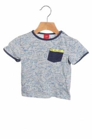 Παιδική μπλούζα S.Oliver, Μέγεθος 18-24m/ 86-98 εκ., Χρώμα Γκρί, 100% βαμβάκι, Τιμή 12,80€
