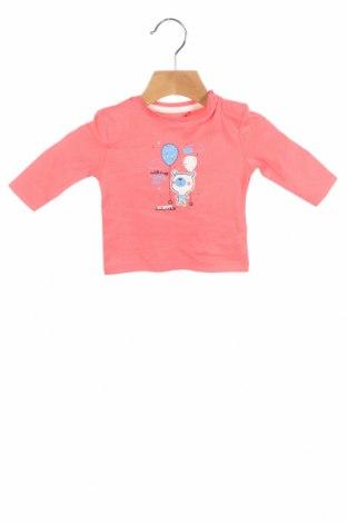 Παιδική μπλούζα S.Oliver, Μέγεθος 1-2m/ 50-56 εκ., Χρώμα Ρόζ , 100% βαμβάκι, Τιμή 9,74€