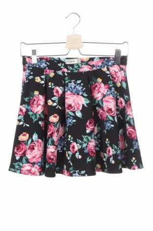 Παιδική φούστα Abercrombie Kids, Μέγεθος 14-15y/ 168-170 εκ., Χρώμα Μαύρο, 92% πολυεστέρας, 8% ελαστάνη, Τιμή 20,78€
