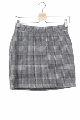 Παιδική φούστα Lindex, Μέγεθος 14-15y/ 168-170 εκ., Χρώμα Γκρί, 98% πολυεστέρας, 2% ελαστάνη, Τιμή 1,59€