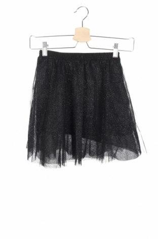 Παιδική φούστα Mini Molly, Μέγεθος 6-7y/ 122-128 εκ., Χρώμα Μαύρο, Πολυεστέρας, Τιμή 6,64€