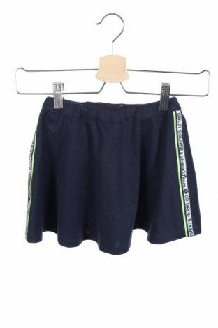 Παιδική φούστα S.Oliver, Μέγεθος 2-3y/ 98-104 εκ., Χρώμα Μπλέ, 78% πολυεστέρας, 18% βισκόζη, 4% ελαστάνη, Τιμή 13,92€