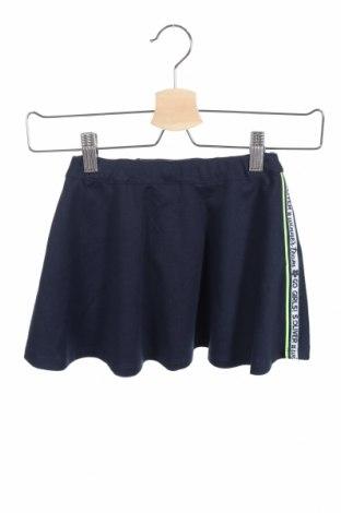Παιδική φούστα S.Oliver, Μέγεθος 18-24m/ 86-98 εκ., Χρώμα Μπλέ, 78% πολυεστέρας, 18% βισκόζη, 4% ελαστάνη, Τιμή 13,92€