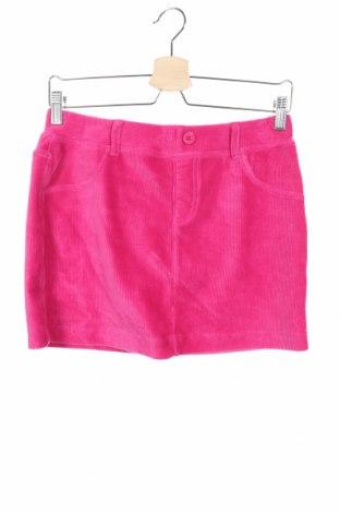 Παιδική φούστα United Colors Of Benetton, Μέγεθος 13-14y/ 164-168 εκ., Χρώμα Ρόζ , 62% βαμβάκι, 35% πολυεστέρας, 3% ελαστάνη, Τιμή 1,97€