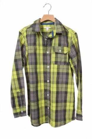 Παιδικό πουκάμισο Esprit, Μέγεθος 11-12y/ 152-158 εκ., Χρώμα Πράσινο, 100% βαμβάκι, Τιμή 9,35€